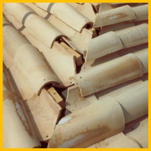 Κεραμίδια Τζαβάρας: Τρυπητά-Βιδωτά Κεραμίδια
